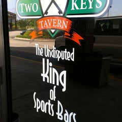 Photo taken at Two Keys Tavern by Laine H. on 4/16/2013