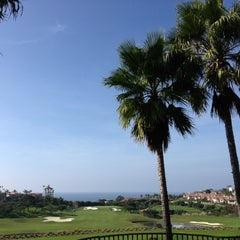 Photo taken at St. Regis Monarch Beach by Léo L. on 12/9/2012