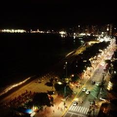 Photo taken at Avenida Beira Mar by Erivandro P. on 6/26/2013