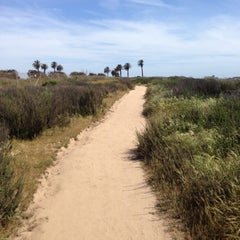 Photo taken at Bolsa Chica Wetlands by Mel on 4/1/2013