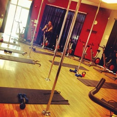 Photo taken at The Winning Image Fitness Center by LaLa C. on 11/24/2012
