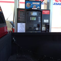 Photo taken at Costco Gas Station by L A. on 5/12/2013