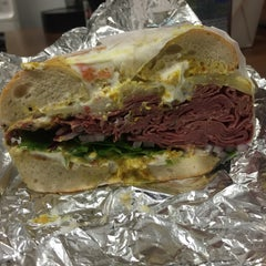 Photo taken at Bagel Bob's on York by Amelia H. on 6/11/2015