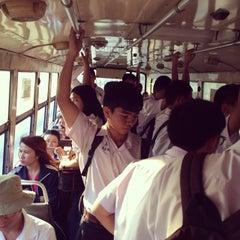 Photo taken at สำนักงานเขตสวนหลวง (Suan Luang District Office) by Максим М. on 1/30/2014