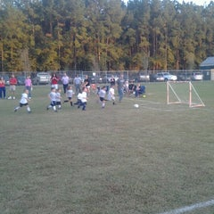 Photo taken at Hanahan Recreation Complex by Michael W. on 10/23/2012