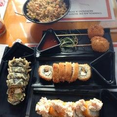 Photo taken at Oriental wok by Fernando F. on 1/29/2013