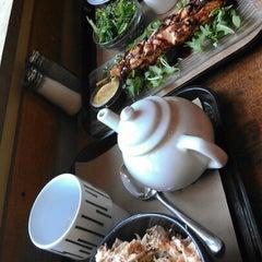 Photo taken at Teaism by Sara M. on 12/31/2012