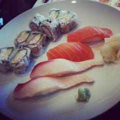 Photo taken at Sushi Dragon by Elizabeth M. on 4/10/2013