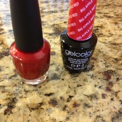 Photo taken at Glam Nail Spa by MaryAllen L. on 12/23/2012