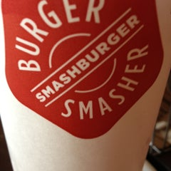 Photo taken at Smashburger by Shannon C. on 2/9/2013