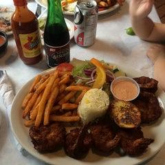 Photo taken at Lobo De Mar Restaurant by Alex V. on 5/9/2014