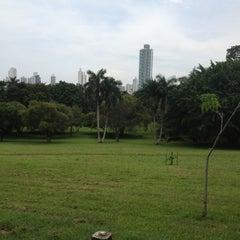 Photo taken at Parque Recreativo y Cultural Omar by Jose L. on 10/2/2012