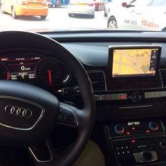 Photo taken at 아우디 용산 서비스센터 (Audi Yongsan Service) by Jean P. on 8/22/2014
