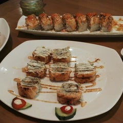 Photo taken at Kiyadon Sushi by davis r. on 7/11/2014