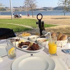 Photo taken at Portugália by Aselya A. on 4/17/2014