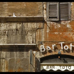 Photo taken at Bar Totò by Michael P. on 5/15/2013