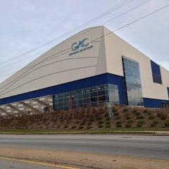 Photo taken at Greensboro Aquatic Center by Greensboro, NC on 12/11/2012