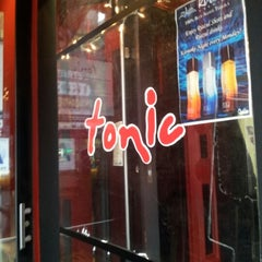 Photo taken at Tonic Times Square by Lisa C. on 1/11/2013