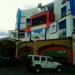 Photo taken at Palangkaraya Mall (PALMA) by Jon S. on 8/10/2013