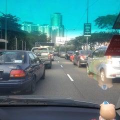 Photo taken at Jalan Syed Putra by vivian c. on 11/8/2012