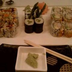 Photo taken at Shanghai Tokyo Restaurant & Sushi Bar by Donna D. on 9/21/2012