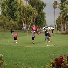 Photo taken at Orange Tree Golf Resort by Pamela G. on 7/21/2013
