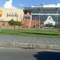 Photo taken at Hayuelos Centro Comercial by Johanna Y. on 10/6/2012
