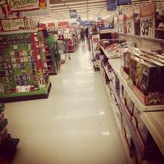 Photo taken at Walmart Supercenter by Christopher H. on 12/23/2013