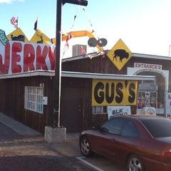 Photo taken at Gus's Fresh Jerky by Sergey K. on 12/24/2012