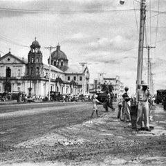 Photo taken at Minor Basilica of the Black Nazarene (Quiapo Church) by Santino J. on 1/8/2013
