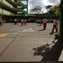 Photo taken at Secundaria Técnica no. 1 by David Ignacio C. on 11/16/2012