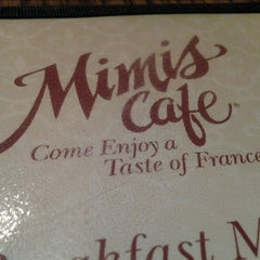 Photo taken at Mimi's Cafe by Mickkel M. on 11/20/2012
