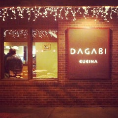 Photo taken at Dagabi Cucina by Michael F. on 12/27/2012