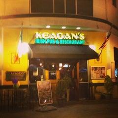 Photo taken at Keagan's Irish Pub and Restaurant by Vic C. on 2/13/2013