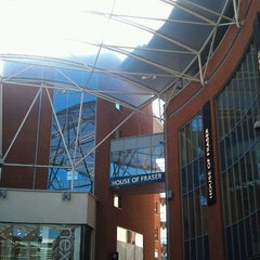 Photo taken at Eden Shopping Centre by Nigel N. on 2/19/2013