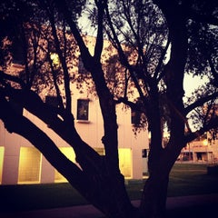 Photo taken at Paul Cejas Architecture Building by Alex M. on 1/7/2013