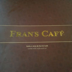 Photo taken at Fran's Café by Mariana R. on 7/27/2013