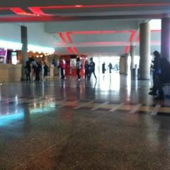 Photo taken at Megarama by Hamza E. on 11/5/2012