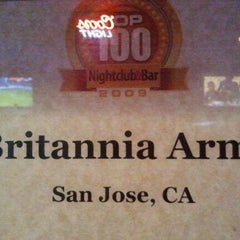 Photo taken at Britannia Arms by Stella B. on 3/5/2013