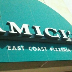 Photo taken at Amici's East Coast Pizzeria by Stella B. on 1/29/2013