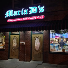 Photo taken at Maria D's Sub Shop by Sean O. on 12/5/2013