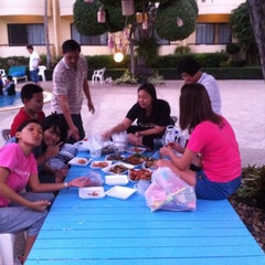 Photo taken at โรงแรมสวนบวกหาด (Beach Garden Hotel Cha-am) by Mike N. on 1/2/2015