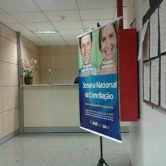 Photo taken at Juizados Especiais de Brasília - TJDFT by Fernanda V. on 11/9/2012