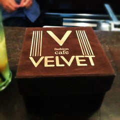 Photo taken at Velvet by Brat V. on 7/25/2013