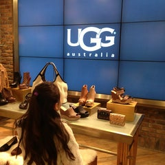 Photo taken at UGG Australia by Nerissa H. on 3/2/2013