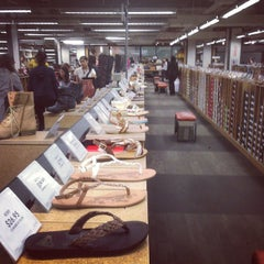 Photo taken at DSW Designer Shoe Warehouse by Martin B. on 6/7/2013