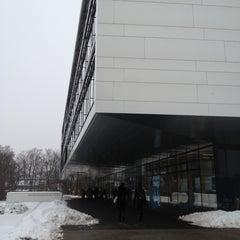 Das Foto wurde bei /fh/// St. Pölten von soph:e am 1/24/2013 aufgenommen