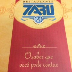 Photo taken at Tabu Restaurante by Thais S. on 3/2/2013