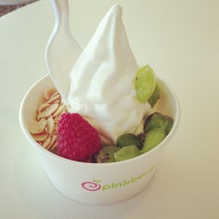 Photo taken at Pinkberry by Daniel S. on 12/12/2012