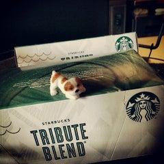 Photo taken at Starbucks by Heather K. on 3/21/2014